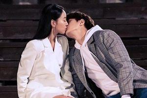 Cộng đồng mạng phát cuồng trước nụ hôn của L (Infinite) và Shin Hye Sun trong 'Sứ mệnh cuối của thiên thần'