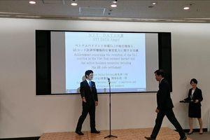 Payoo vinh dự nhận giải thưởng NTT DATA Award của Nhật Bản