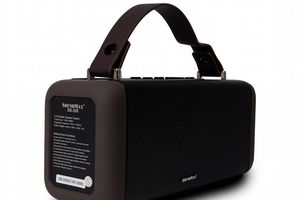 Đánh giá mẫu loa SoundMax SB-206 siêu di động
