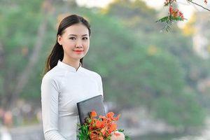 Nữ sinh Hà Nội 17 tuổi cao 1m70, ước mơ trở thành người mẫu