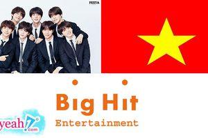 Công ty của BTS chính thức tuyển thực tập sinh ở Hà Nội và TP.HCM, liệu đến lúc Kpop chú ý đến Việt Nam?