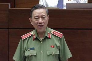 Bộ trưởng Tô Lâm: Đang tiếp tục điều tra, củng cố chứng cứ việc phụ huynh đưa, nhận tiền nâng điểm