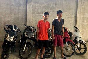 Hà Tĩnh: Bắt các đối tượng đập kính ô tô trộm cắp tài sản