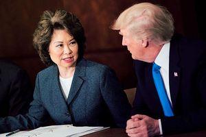Bộ trưởng Mỹ bị đưa vào 'tầm ngắm' vì mối quan hệ khả nghi với Trung Quốc