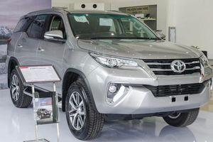 Toyota Fortuner bản lắp ráp trong nước có gì để chờ đợi?