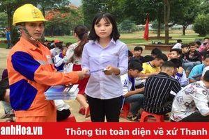 Điện lực Thanh Hóa quyết tâm thực hiện tốt công tác an toàn vệ sinh lao động