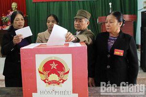 Bắc Giang sắp xếp, giảm số đơn vị hành chính cấp xã