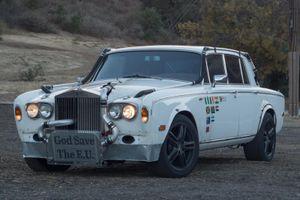 Xe Rolls-Royce phiên bản 'phim kinh dị' được rao bán, giá gây bất ngờ