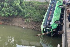 Xe khách lao xuống sông ở Thanh Hóa: Danh tính 9 nạn nhân thương vong