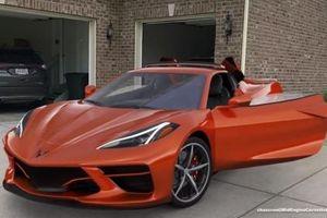Chevrolet Corvette mui trần thế hệ mới trông như thế nào 'ngoài đời thực' ?