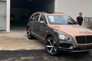 Bentley Bentayga V8 đầu tiên tại Việt Nam đã về đến dinh cơ của đại gia ngành thẩm mỹ