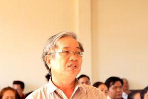 Bạc Liêu: Bắt tạm giam nguyên Giám đốc Trung tâm Kỹ thuật Tài nguyên và Môi trường