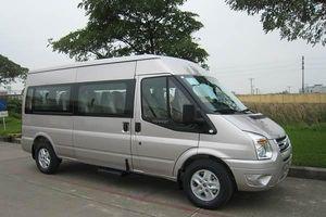 Ford Việt Nam triệu hồi gần 1.400 xe Transit để cập nhật phần mềm