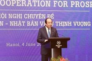 Quan hệ hợp tác ASEAN-Nhật Bản còn nhiều tiềm năng để phát triển hơn nữa