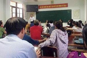Hơn 6.400 học sinh phải thi lại môn Văn vào lớp 10