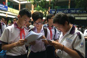 Đề thi chuyên Địa lý vào lớp 10 Hà Nội năm 2019