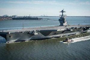 Tàu quân sự của Mỹ ở vùng Vịnh nằm trong tầm bắn của tên lửa Iran