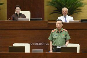 Bộ trưởng Tô Lâm: 'Tội phạm lợi dụng cửa khẩu thông thoáng để buôn ma túy'