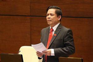 Bộ trưởng Giao thông: 'Sẽ tăng chế tài với lái xe dùng ma túy, rượu bia'