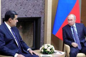 Nga bác bỏ thông tin rút hàng loạt chuyên gia quân sự ở Venezuela về nước