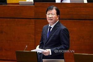 Phó Thủ tướng Trịnh Đình Dũng: Dừng ngay các quy hoạch điều chỉnh tùy tiện, xử nghiêm cán bộ vi phạm