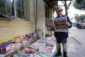 TPHCM, Hà Nội phải có đề án sắp xếp cơ quan báo chí trước 31-12