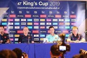 King's Cup 2019: Sẵn sàng cho trận đấu lớn