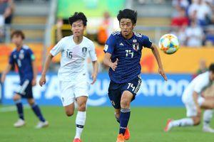 World Cup U-20: Hàn Quốc 'tiễn' Nhật Bản về nước