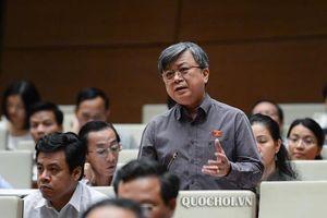 Bộ trưởng Nguyễn Văn Thể trả lời về cao tốc Bắc-Nam
