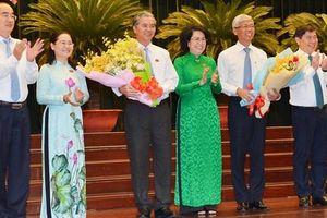 Thủ tướng phê chuẩn kết quả bầu bổ sung 2 Phó Chủ tịch UBND TP Hồ Chí Minh