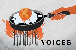 Biến đổi khí hậu: Hãy thay đổi từ những thói quen nhỏ nhất