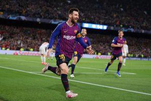 Messi là chủ nhân của bàn thắng đẹp nhất Champions League 2018/19
