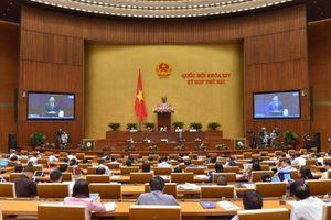 TỔNG THUẬT: Quốc hội chất vấn Bộ trưởng Bộ GTVT Nguyễn Văn Thể, chiều 5/6