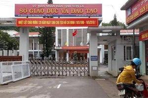 Sửa điểm thi ở Sơn La: Những sự tình cờ khó hiểu
