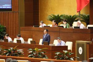 Quốc hội chất vấn Bộ trưởng Bộ VHTTDL Nguyễn Ngọc Thiện