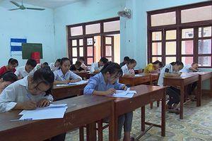 Quảng Bình: Xử lý nghiêm những bất thường trong kỳ thi vào lớp 10