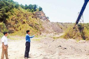 Chấn chỉnh tình trạng doanh nghiệp không thực hiện nghiêm trách nhiệm đóng cửa mỏ