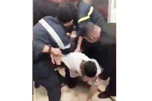 Giải cứu an toàn 21 người bị kẹt thang máy