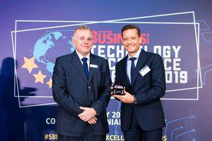Kaspersky Lab nhận Giải thưởng SBR Technology Excellence 2019