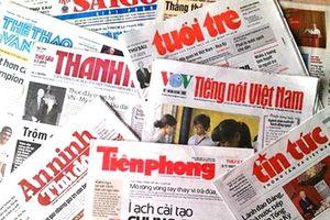 Trước 31-12-2019, TPHCM phải có đề án sắp xếp tối đa còn 5 cơ quan báo chí