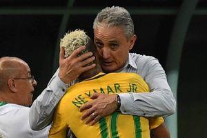 Brazil cố bảo vệ Neymar