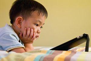 Trẻ lười vận động, chán học vì... smartphone