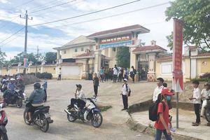 Thi lại môn Ngữ văn vào lớp 10 THPT tại Quảng Bình: Lãnh đạo Sở GD&ĐT lơ là, thiếu trách nhiệm