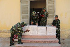 Ngăn chặn hiệu quả nạn buôn lậu thuốc lá qua biên giới An Giang
