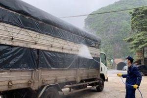 Tăng cường kiểm soát các đầu mối giao thông để phòng chống dịch tả lợn Châu Phi
