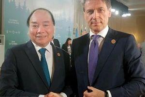 Thúc đẩy quan hệ đối tác chiến lược Việt Nam - Italy trên các lĩnh vực