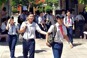 Khánh Hòa thi tuyển sinh lớp 10 sau 6 năm xét tuyển
