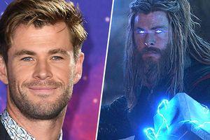 'Thần sấm' Chris Hemsworth tạm rút lui khi ở đỉnh cao sự nghiệp