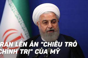 Iran sẽ không từ bỏ chương trình tên lửa