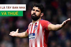 Sau Messi và Ronaldo, Costa bị cáo buộc trốn thuế